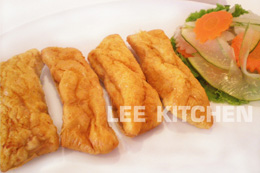 Fried Shrimps Roll